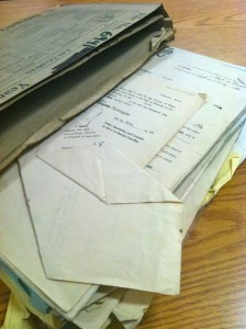 Ida Goldberg probate file
