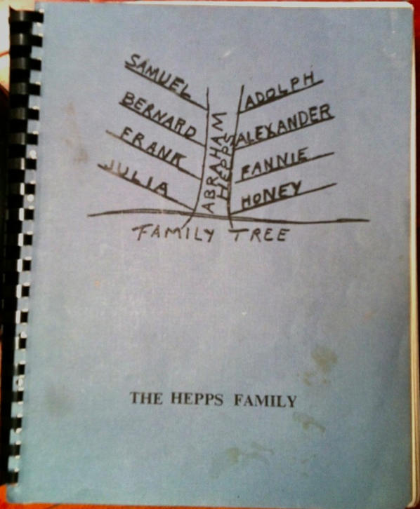 The Hepps Family book
