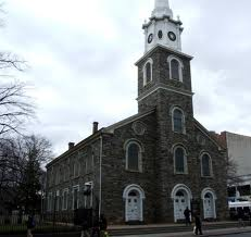 Flatbush church