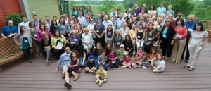 Suttleman family reunion, 2011