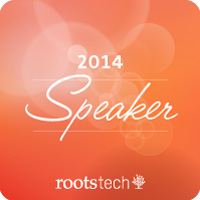 RootsTech Official Speaker
